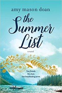 The Summer List Amy Mason Doan